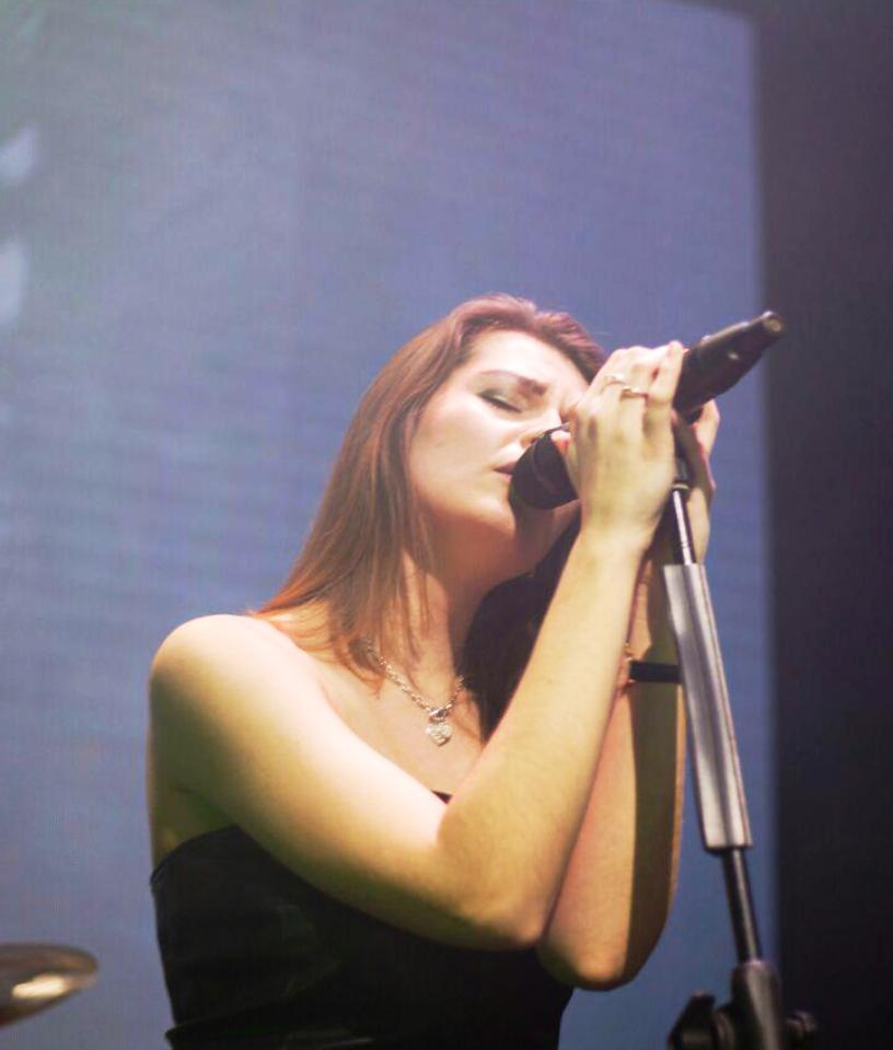 Светлана НЕЛИНА - вокал, акустика